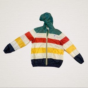 K-Way Hudson Bay windbreaker 10y
